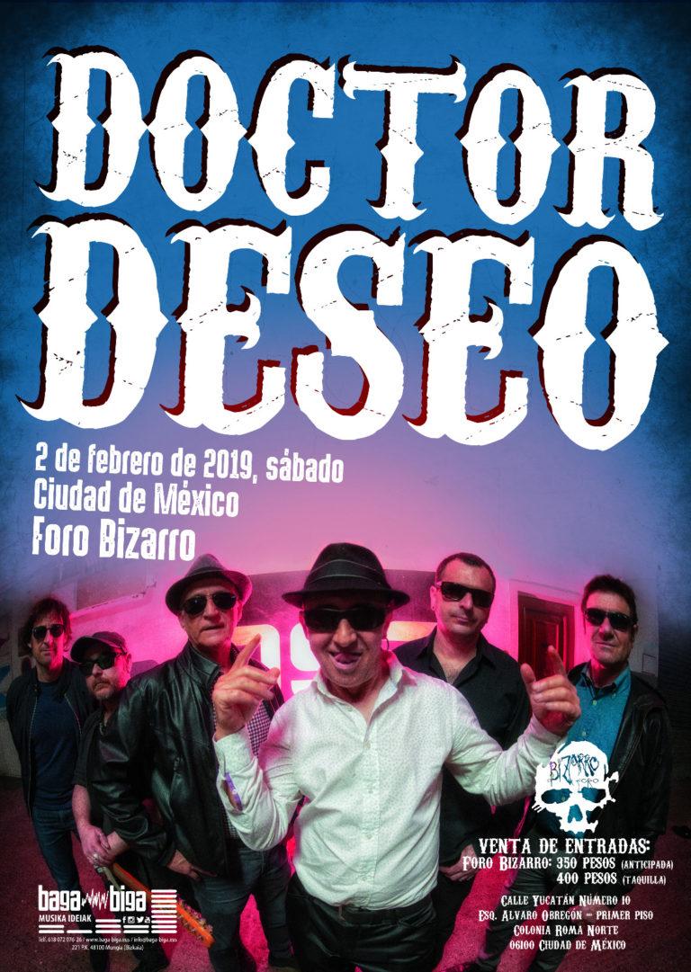 Doctor Deseo en México 2019